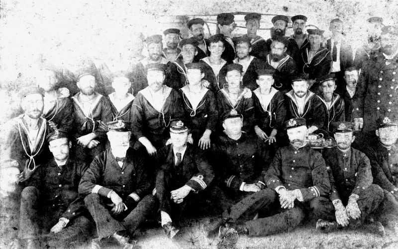 3 Naval Crew 3