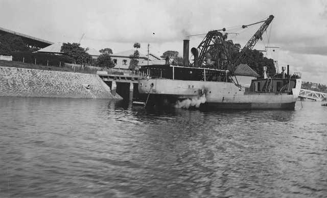 gayundah barge 2