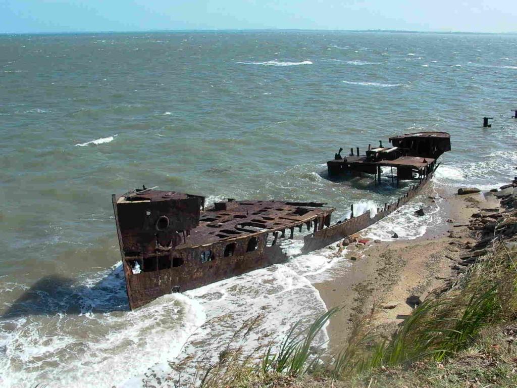 Gayundah wreck